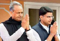 There is nothing in Pilot's hands, BJP is running the show: Raj CM Gehlot