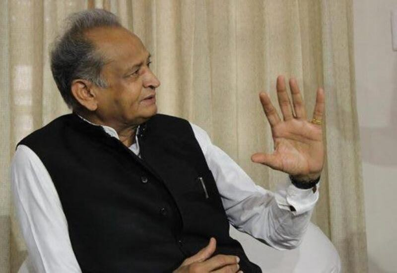 Ghoonghat custom confines women, must be eradicated: Gehlot