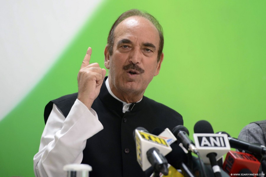 Congress will not insist on Prime Minister's post: Azad