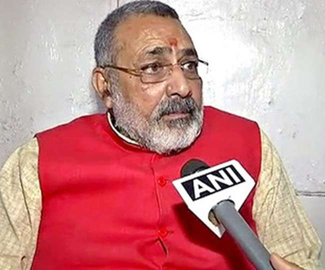 Mamata is a 'demoness', can't be Jhansi ki Rani: Giriraj Singh