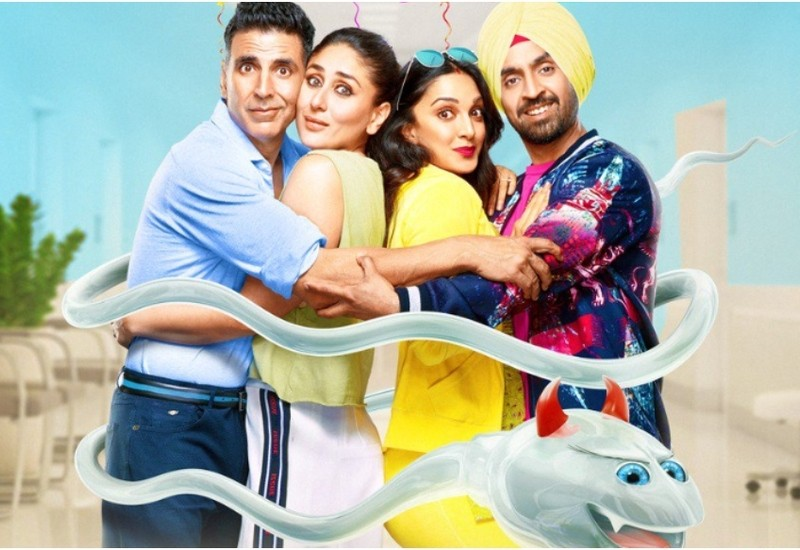 Akshay Kumar shares a new Poster of Good Newwz Ahead of Trailer Release
