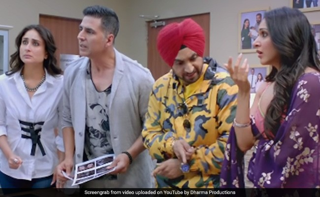 Good Newwz Trailer: Akshay Kumar and Kareena Kapoor are Confused yet Hilarious Pregnant Couples
