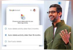 Google to auto-delete new users' history after 18 months by default