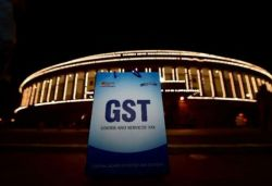 GST collections in March fall below ₹1 lakh cr after 4 months at ₹97,597 cr