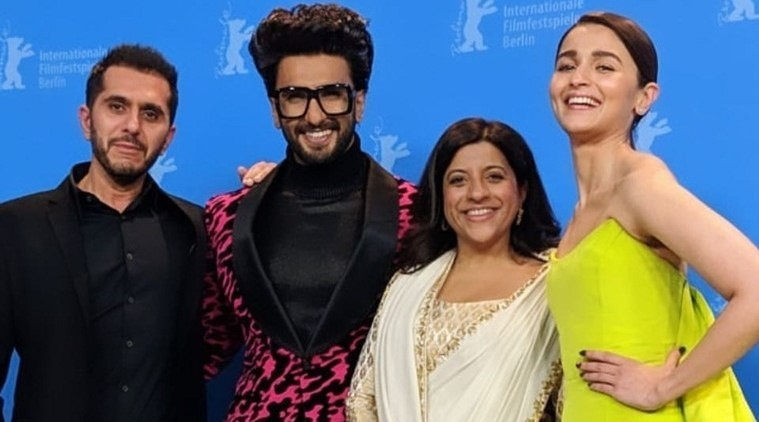 Express at Berlinale 2019 – Day 4: In conversation with Gully Boy cast and crew
