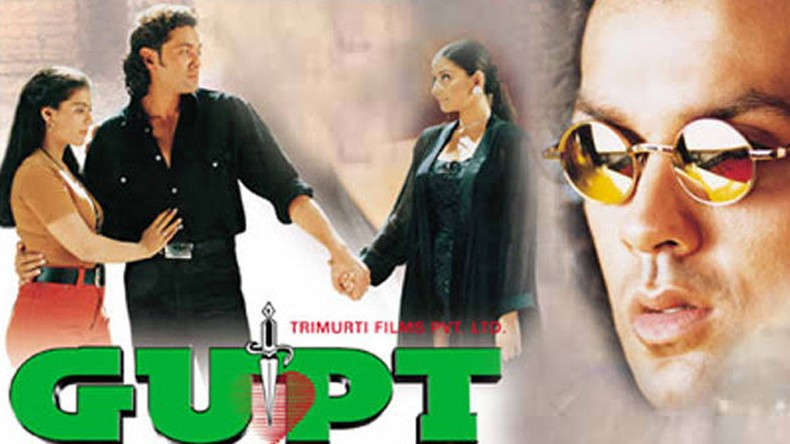 Gupt director Rajiv Rai plans to turn Kajol-Bobby Deol thriller into a franchise