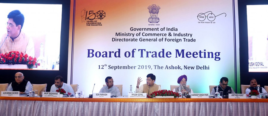 Right Time Now to Expand India's Export Footprint Globally: Piyush Goyal