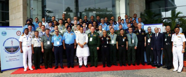 RM inaugurates first ever SCO Military Medicine conference hosted by India