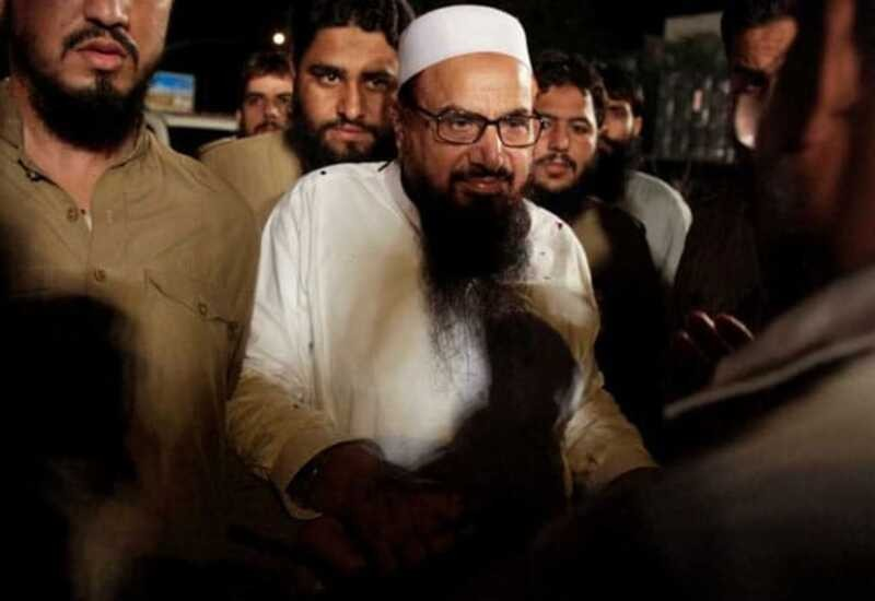 Pakistan Court Charges 26/11 Mastermind Hafiz Saeed With Terror Financing