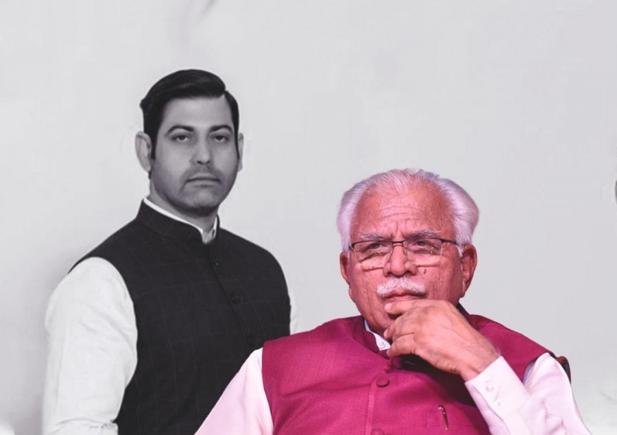 It's not in my knowledge: Khattar over Cong leader's killing
