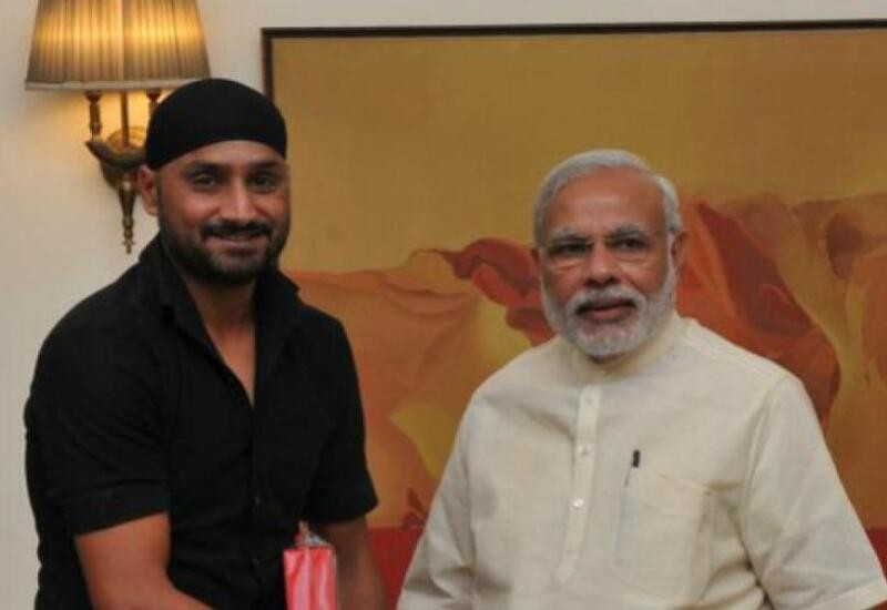 Harbhajan requests PM Modi to take immediate action on pollution