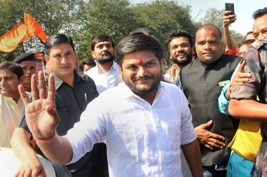 Hardik Patel Will Join Congress on March 12, to Contest from Gujarat's Jamnagar