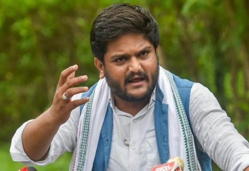 Hardik Patel arrested for failing to appear before court in sedition case