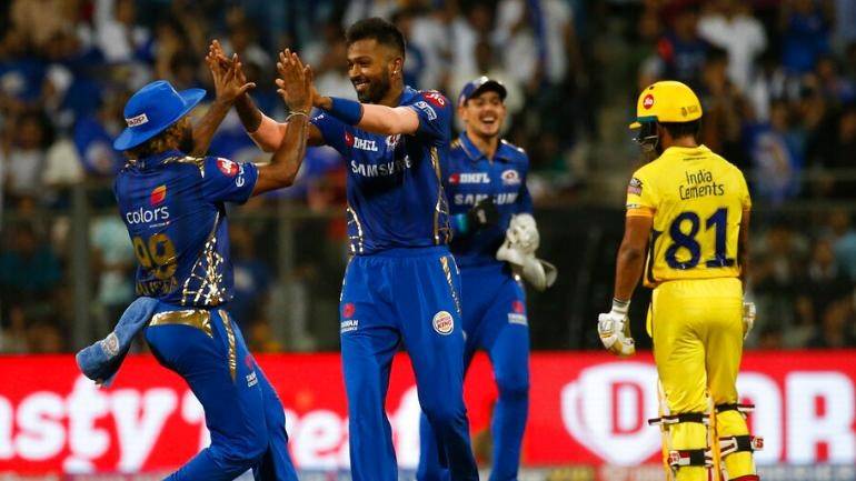 Mumbai Indians 1st team to win 100 IPL matches, CSK's winning streak ends