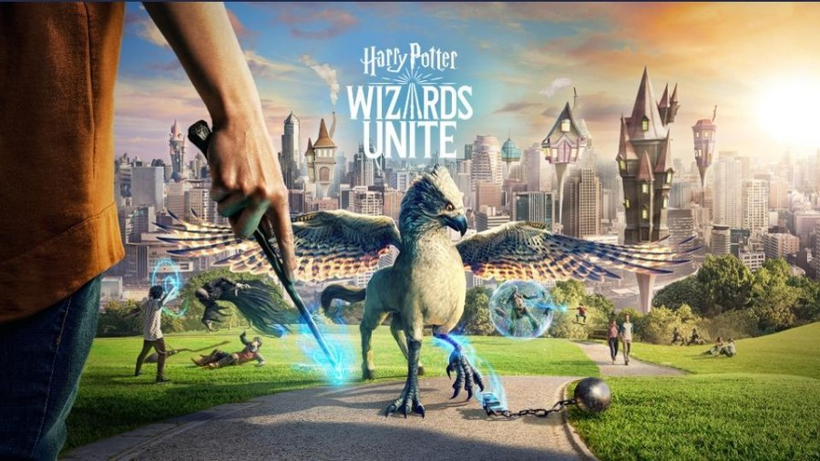 Harry potter: Wizards Unite AR game is now available for Indian users
