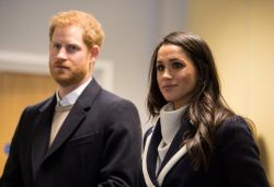 Prince Harry, Meghan to end their royal duties on March 31