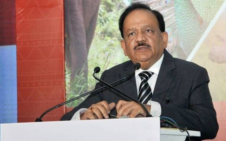 Harsh Vardhan launches eDantseva website and mobile application, a big step in digital health