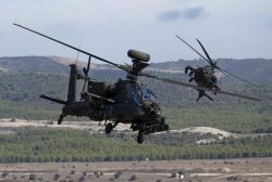 Eight Apache attack helicopters to be inducted into IAF