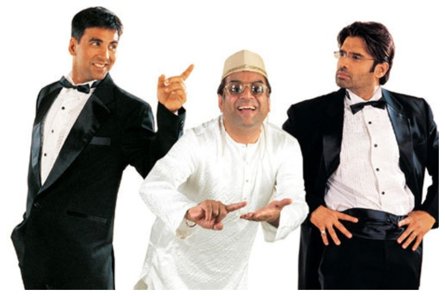 Hera Pheri 3 Takes a Time Leap, Akshay Kumar, Suniel Shetty, Paresh Rawal Return to Comedy Franchise