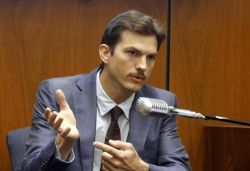 US man found guilty of murdering actor Ashton Kutcher's date in 2001