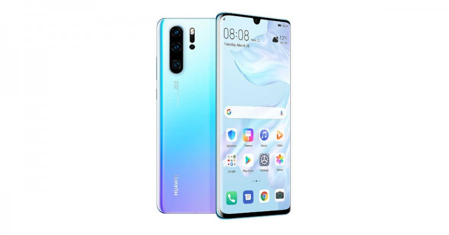 Huawei P30 Pro goes on sale today via Amazon India