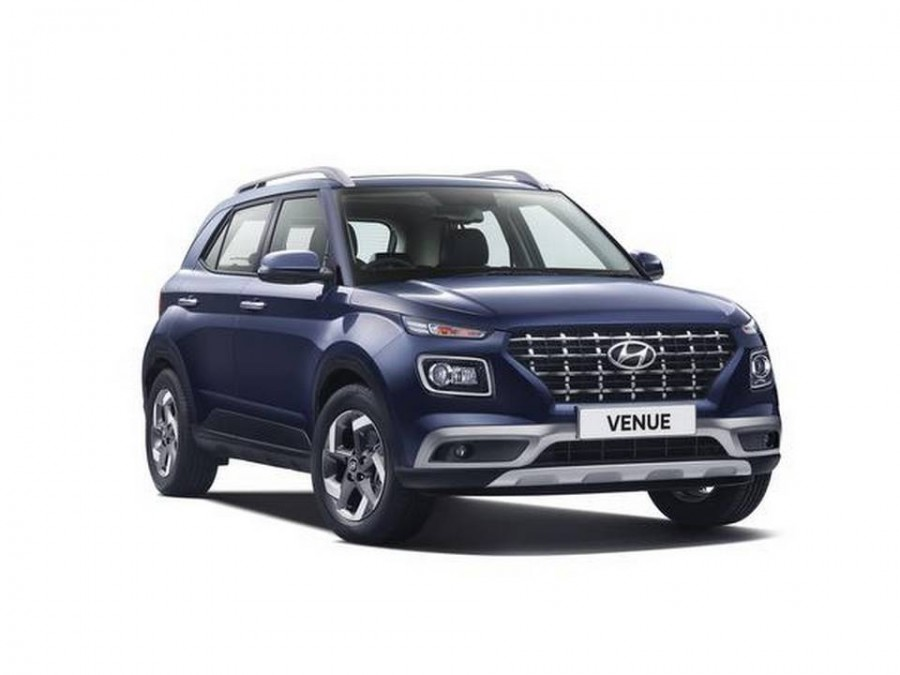 Hyundai launches compact SUV 'Venue' in India at Rs. 6.50 lakhs