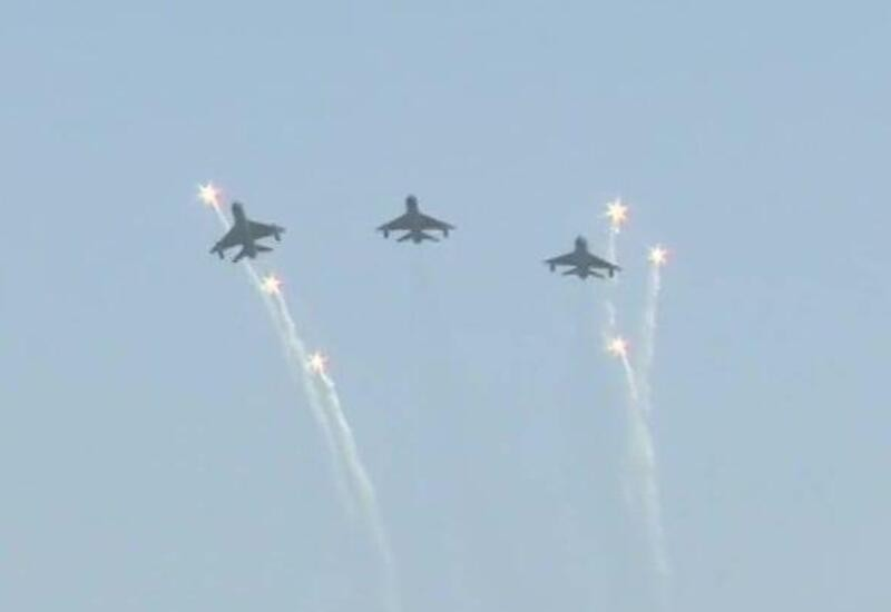 Abhinandan, who downed Pak F-16, leads 'MiG Formation' on Air Force Day