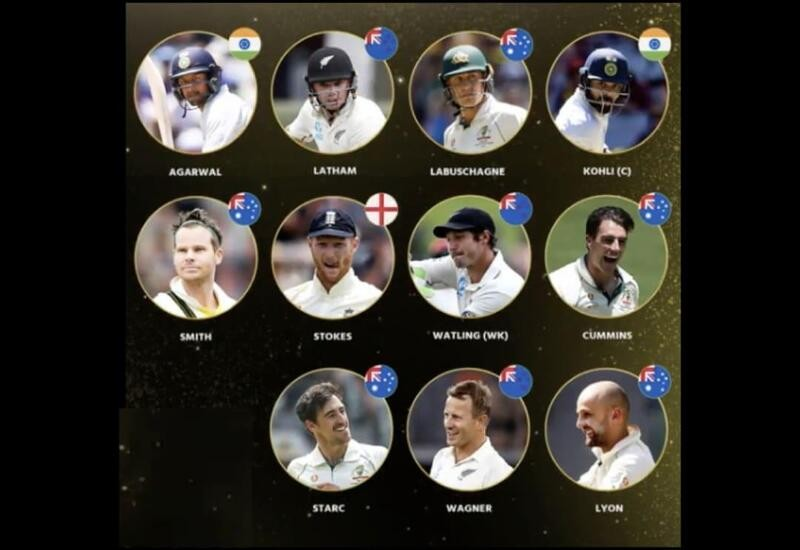ICC announces Test Team of 2019; Kohli named captain, Agarwal opener