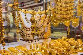 Gold Prices Fall On Weak Global Cues