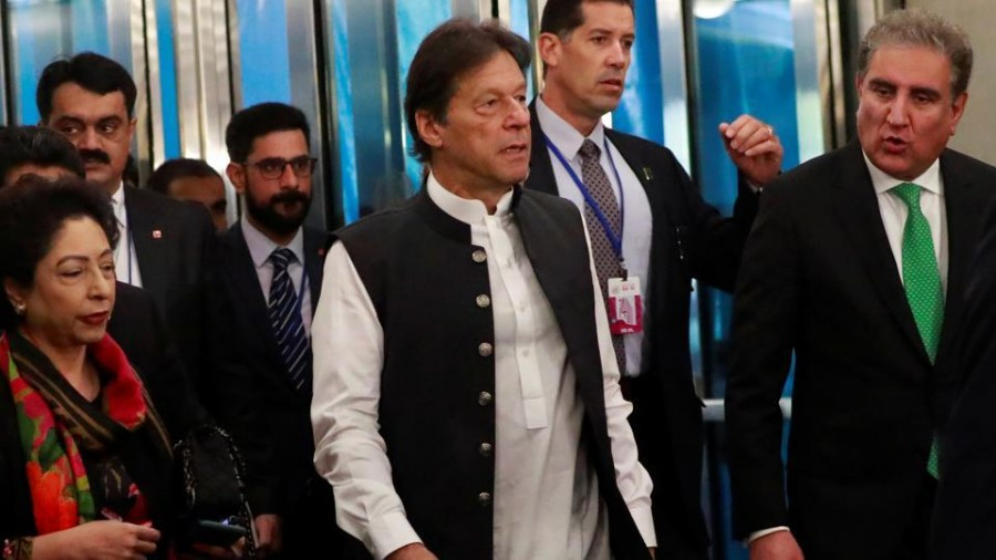 Imran Khan disappointed as his 'Mission Kashmir' campaign failed