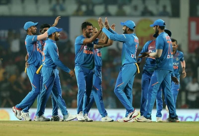 India defeat Bangladesh to register first T20I series win at home in 2019