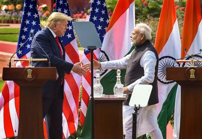 India, US expanded defence cooperation with USD 3 bn military equipment deals: Trump