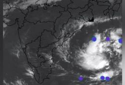 'Deep depression' in Bay of Bengal may intensify into cyclone: IMD