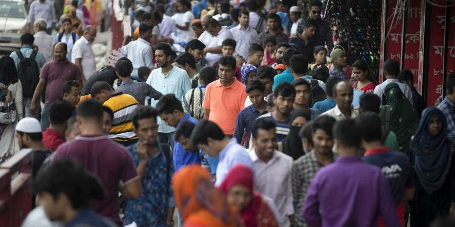 India to surpass China's population by 2027, to be 10 times US'