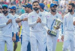 Virat Kohli credits the victory to Sourav Ganguly, says It all started with Dada's team