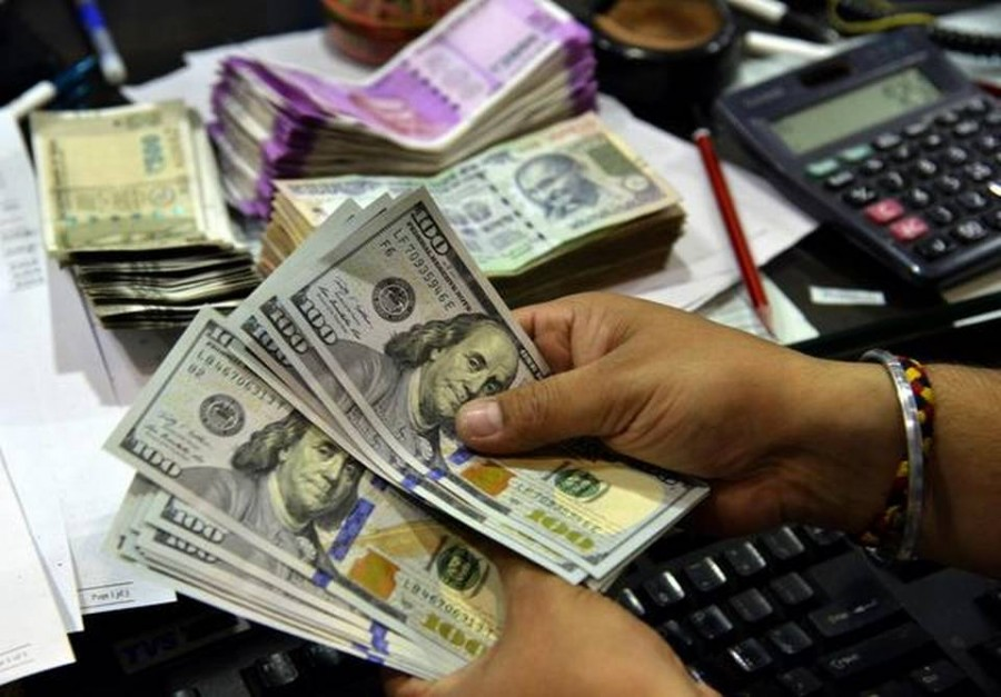 Rupee rises 12 paise to 69.71 vs $ in early trade