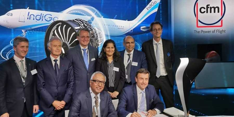 IndiGo places USD 20-billion order for LEAP 1-A engines with US-based CFM International