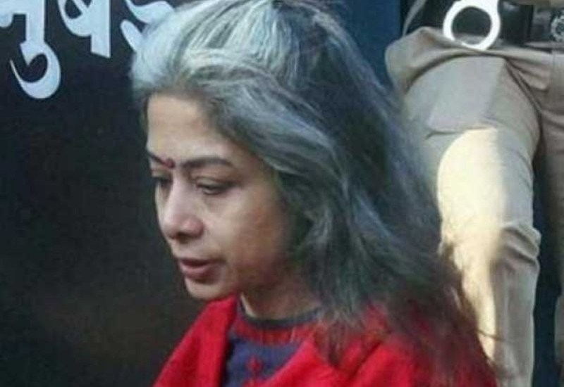 Good news that P Chidambaram has been arrested: Indrani Mukerjea