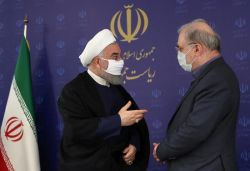Iranians not wearing masks to be denied public services