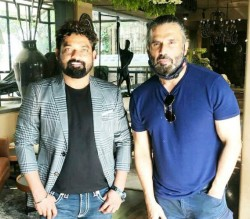 Is Actor Suniel Shetty picking stake in Pandit Rathod co-founded Street Smart: Autotech?
