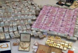 Income tax dept conducts big raids were politicians, chartered accountants and others in Chhattisgarh