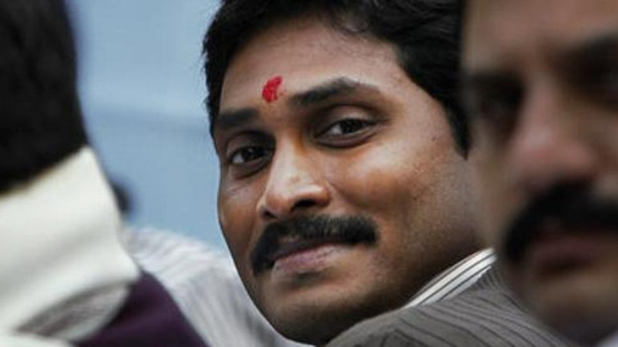 At 12.23pm today, Jagan Mohan Reddy will take over as Andhra Pradesh CM