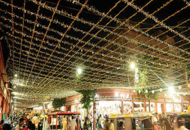 Chandrayaan, Eiffel Tower themes set to charm people during Diwali in Pink City Jaipur