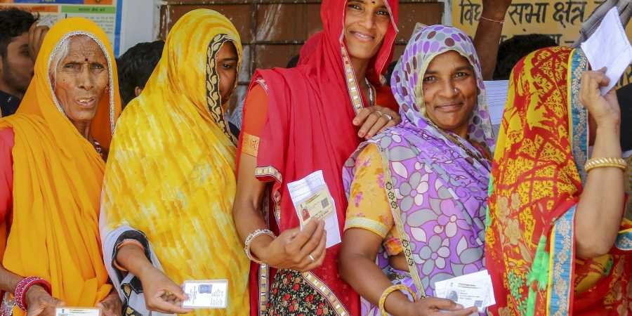 Lok Sabha elections: Violence in West Bengal, Odisha mar 4th phase of polling, 64% turnout recorded