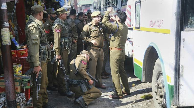 Jammu bus stand blast: Death toll rises to 2