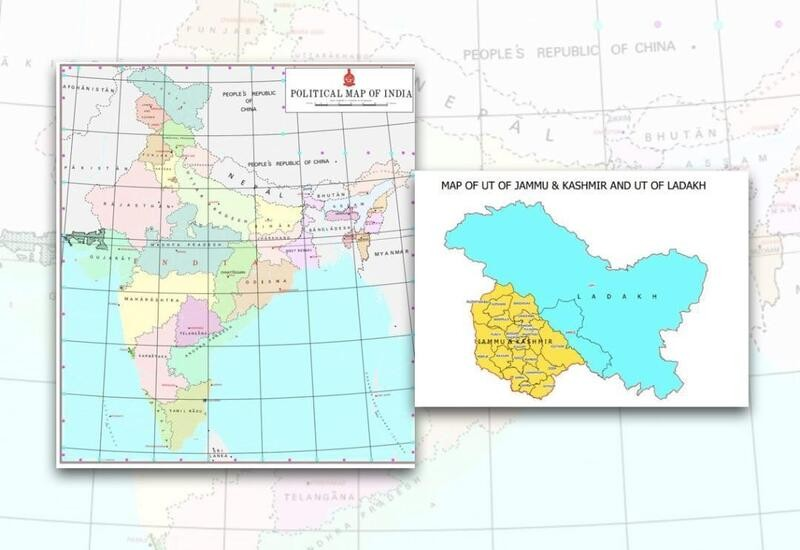 Nepal objects to new map of India, says Kalapani is their territory