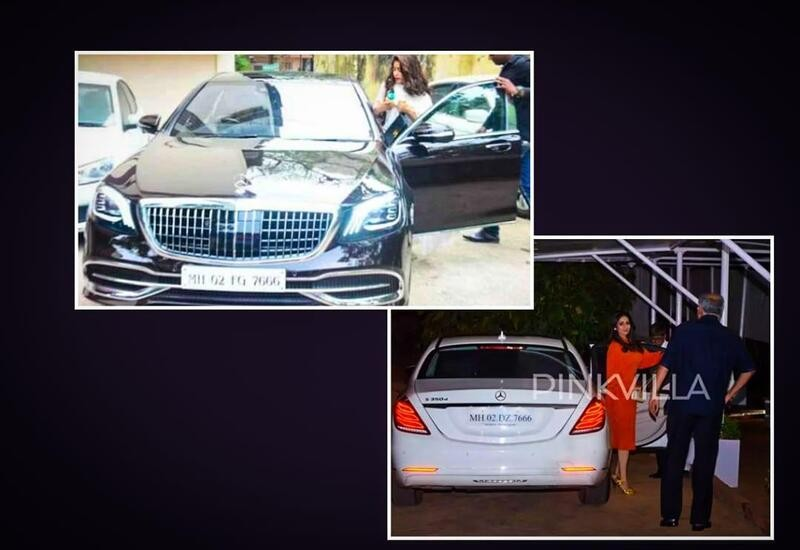 Janhvi buys ₹3-crore Mercedes with same number as Sridevi's car: Report