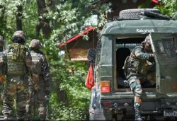 Jawan martyred in encounter with terrorists in J&K, 1 militant shot dead