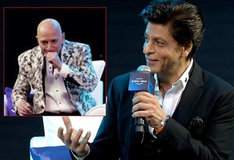 Missing your laughter: SRK to world's richest man Jeff Bezos on their video