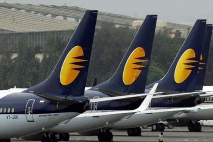 Jet Airways shares rose over 3 per cent